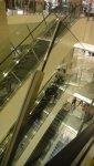 阪急百貨電扶梯一景