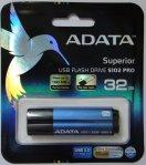 ADATA S102 Pro隨身碟正面外包裝