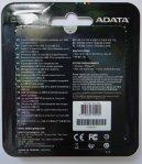ADATA S102 Pro隨身碟背面外包裝