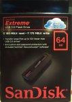 SanDisk Extreme USB3.0外包裝