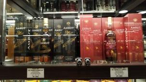 阿沐特的威士忌產品線相當的齊全